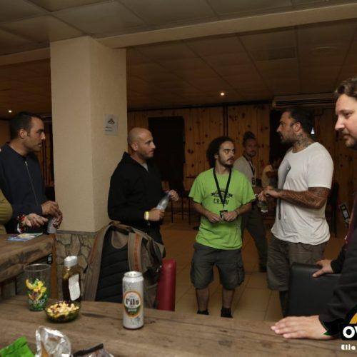 Tolmin, 17/08/2016 - OVERJAM REGGAE FESTIVAL 2016 - Backstage - Foto © 2016 Elia Falaschi / OverJam