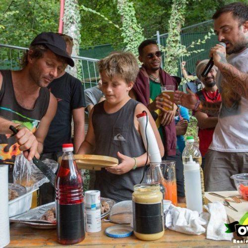 Tolmin, 19/08/2016 - OVERJAM REGGAE FESTIVAL 2016 - University - How To Create Integration Through Food - speaker: Chef Rubio - Foto © 2016 Ranieri Furlan / OverJam