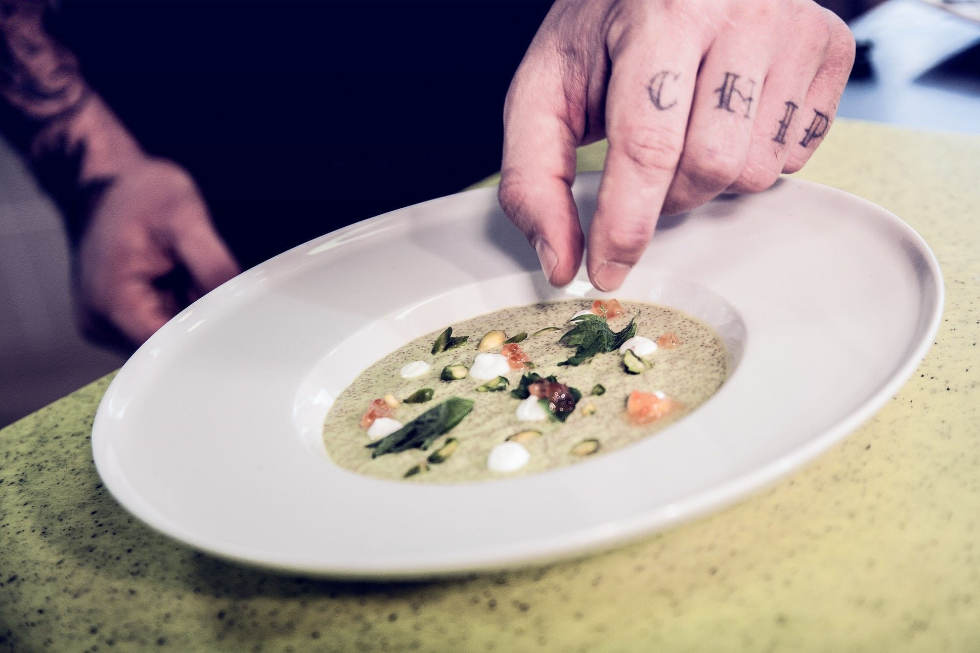 La cura del cibo le ricette di chef rubio con i consigli for Ricette di cibo