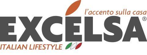 Excelsa è design e stile italiano, passione ed allegria, funzionalità e praticità! Excelsa, l'accento sulla casa! www.excelsa.it