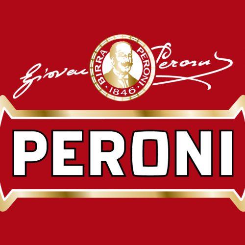 Peroni è la bionda italiana per eccellenza. Nata nel 1846, è una birra di alta qualità prodotta, oggi come allora, solo con ingredienti selezionati come il Malto 100% italiano, frutto di una speciale qualità di orzo seguito con cura durante tutte le fasi della filiera. www.peroni.it